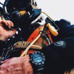 【200m防水】水場仕事で使えるおススメ腕時計